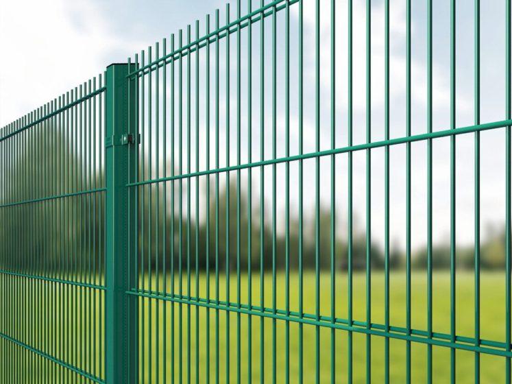 Секционный забор 2d