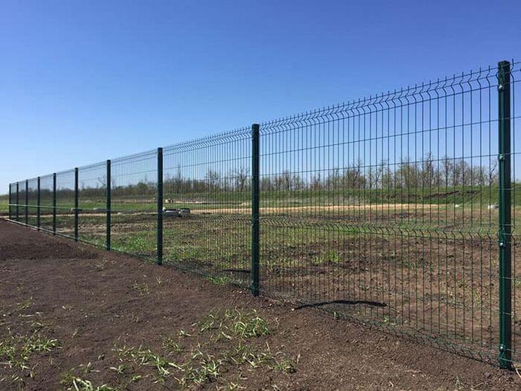 Забор секционный properimetr