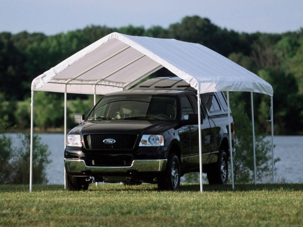 Навес палатка для автомобиля